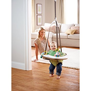 Graco Doorway Bumper Jumper, Little Jungle