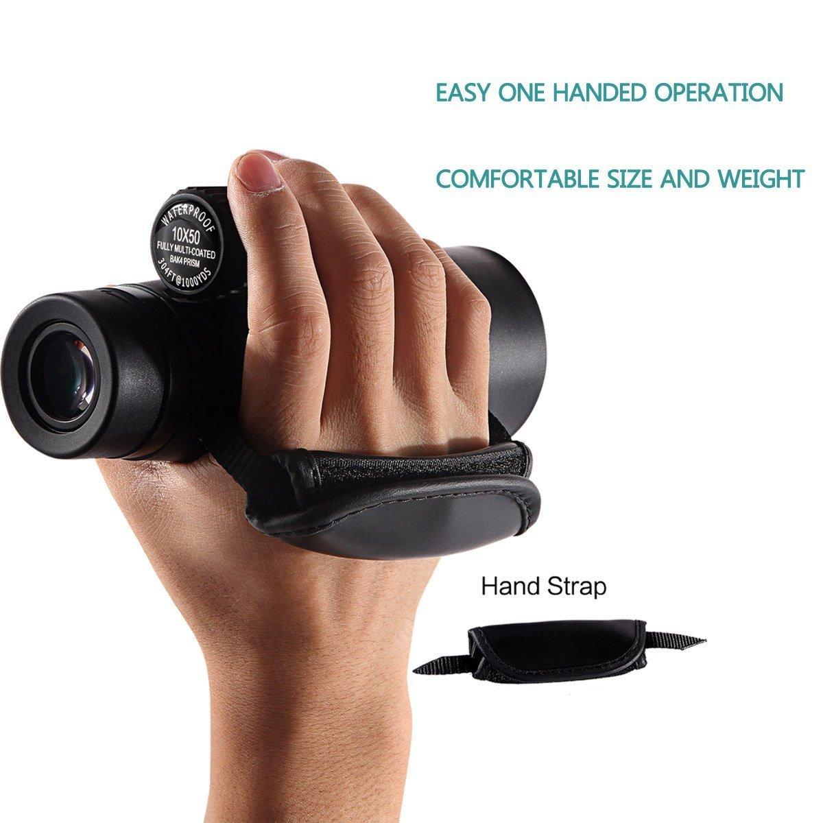 10x50 12x50 Fully Multi Coated Lens