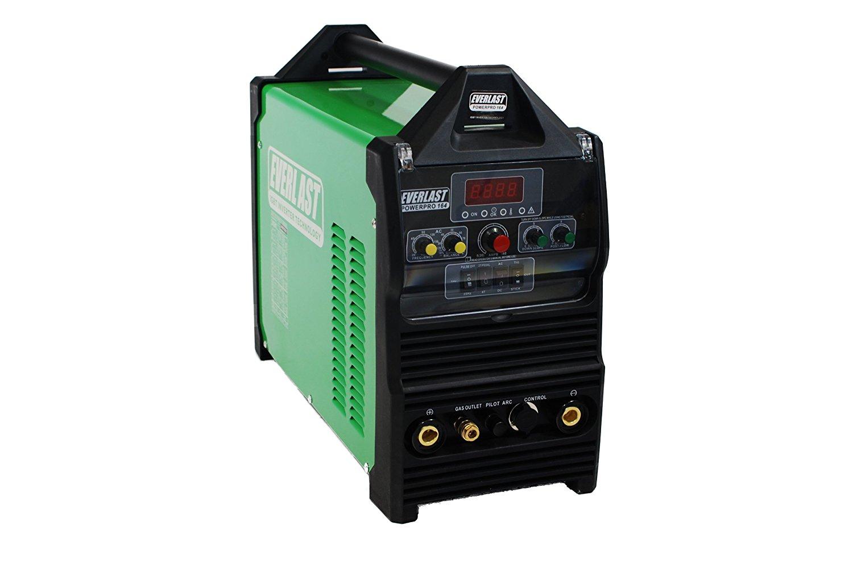 2016 Everlast PowerPro 164 160a Tig Stick Pulse 40a plasma cutter 110v/220v Multi Process Welde