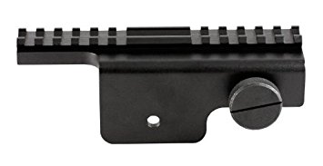 Aim Sports M-14/M1A Scope Mount, Small, Black