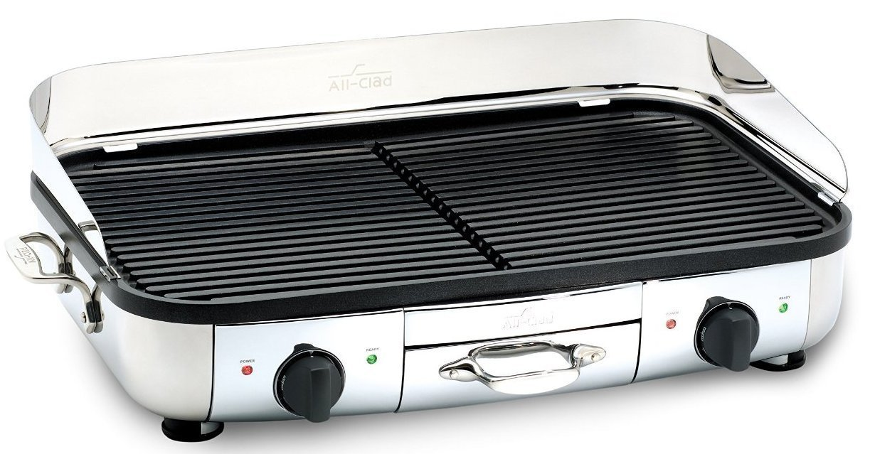 The 8 Best Indoor Grill For Steaks In 2017 - Reviews & Buyer Guide