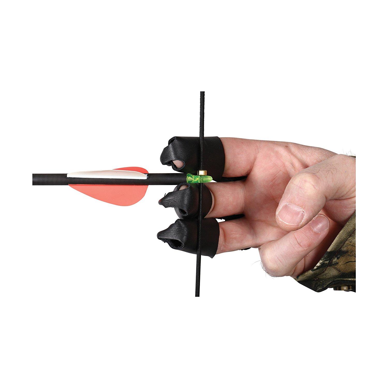 Allen Super Comfort 3 Finger Archery Glove, Mossy Oak Break-Up Camo