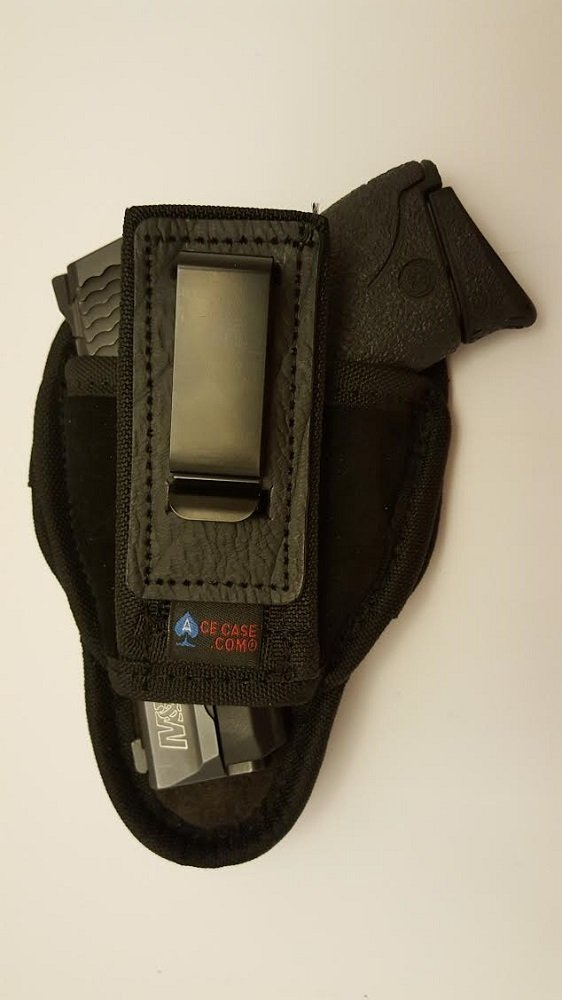 Ambidextrous Tuckable Inside The Pants Holster for S&W M&P Shield 9mm/40 - Made in the USA