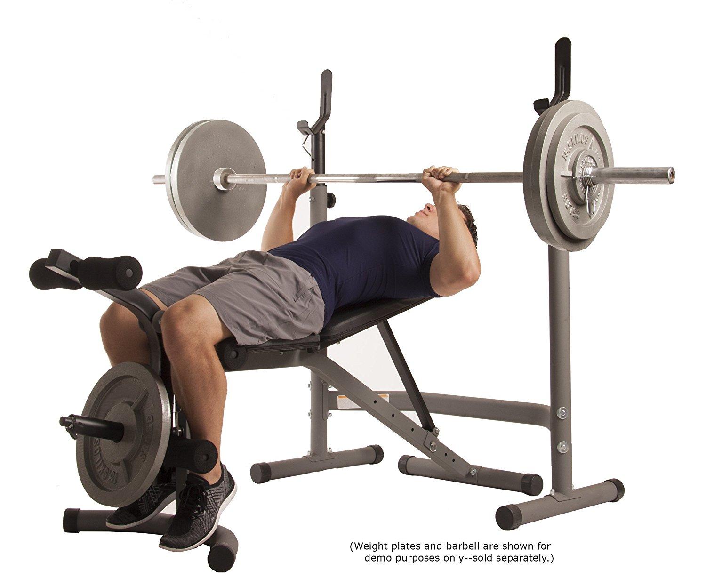 Body Champ BCB3780 Olympic Weight Bench