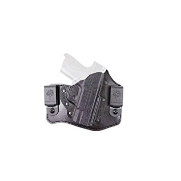 Desantis Intruder Holster for M&P Shield 9/40 Gun, Right Hand, Black