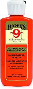 Hoppe's No. 9 Synthetic Blend Lubricating Oil, 2.25-Ounce