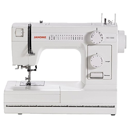 Janome HD1000 Mechanical Sewing Machine w/ FREE BONUS Package!