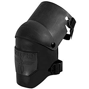 K-P Industries Knee Pro Ultra Flex III Knee Pads - Black