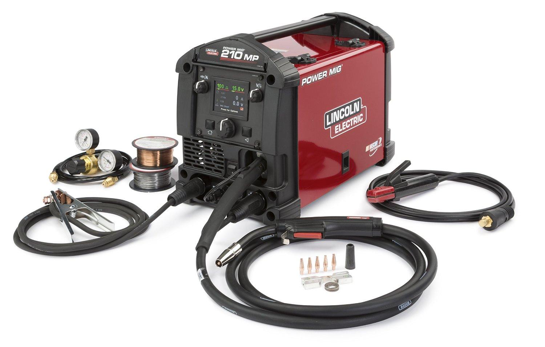 Lincoln Electric Powermig 210 Mp #K3963-1