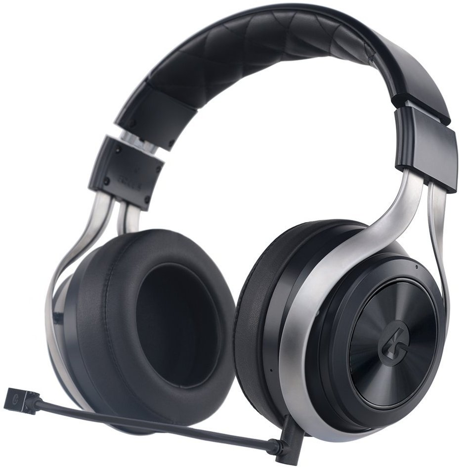 LucidSound LS30 Wireless Universal Gaming Headset (Black) - PRO, PS4, Xbox One, PC, PS3, Xbox 360, Mobile Devices