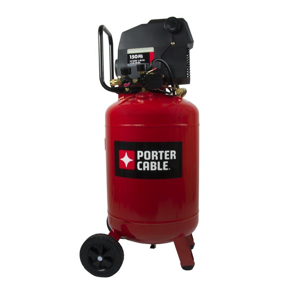 Porter Cable PXCMF220VW 20-Gallon Portable Air Compressor