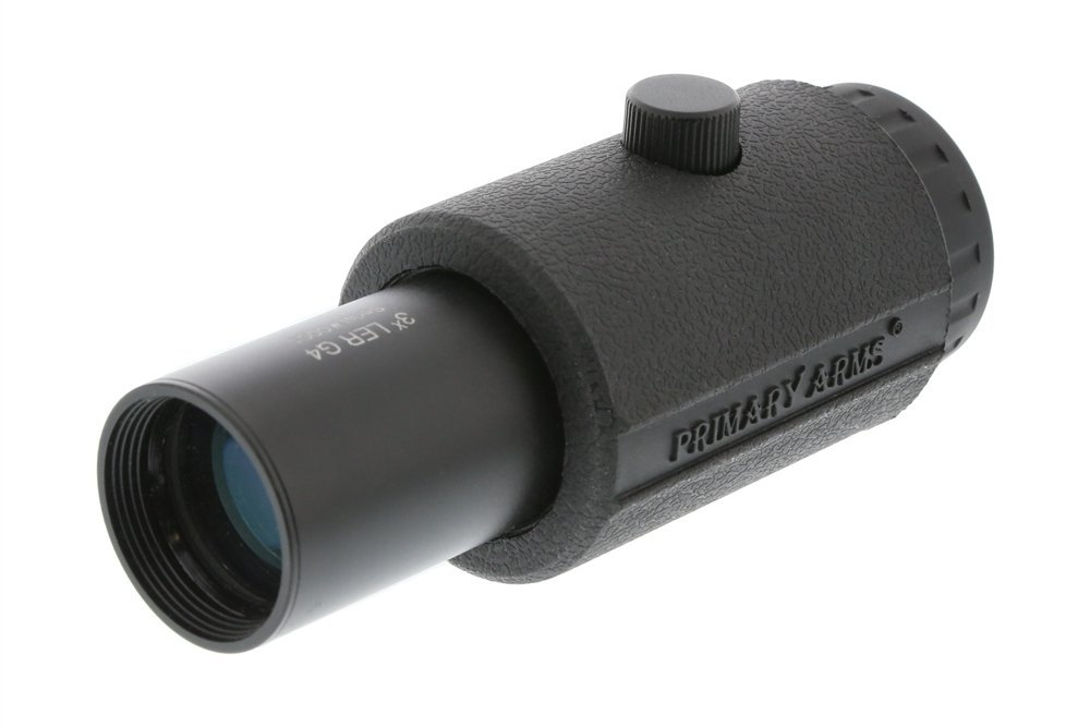 Primary Arms 3X Long Eye Relief Red Dot Magnifier Gen IV PA3XLERGENIV