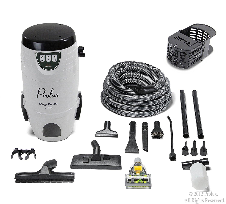 Prolux LITE Wet Dry Garage Shop Vacuum Vac - Vacuum, Shampooer, Sprayer, Blower, Wet Dry Pickup