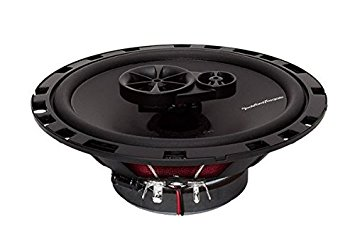 Rockford Fosgate R165X3 Prime 6.5-Inch Full-Range 3-Way Coaxial Speaker (Pair)