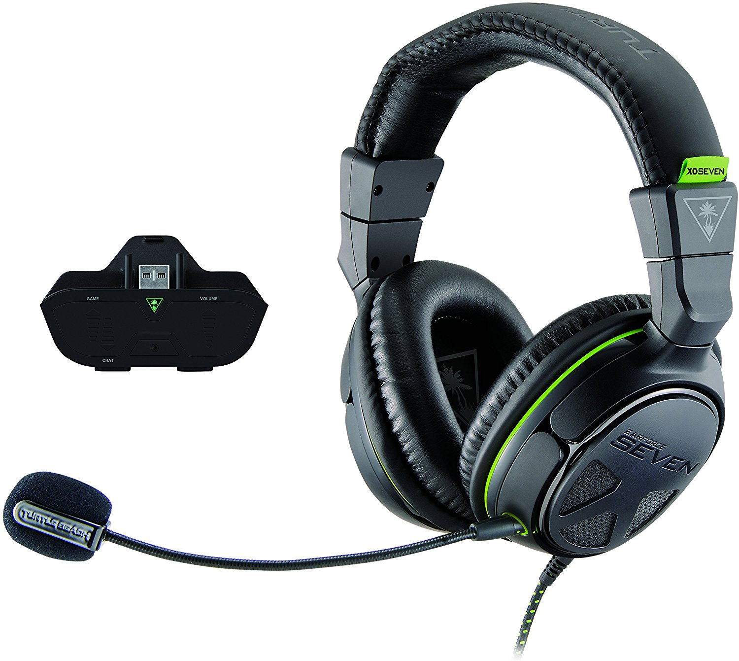 Turtle Beach - Ear Force XO Seven Pro Premium Gaming Headset - Superhuman Hearing - Xbox One
