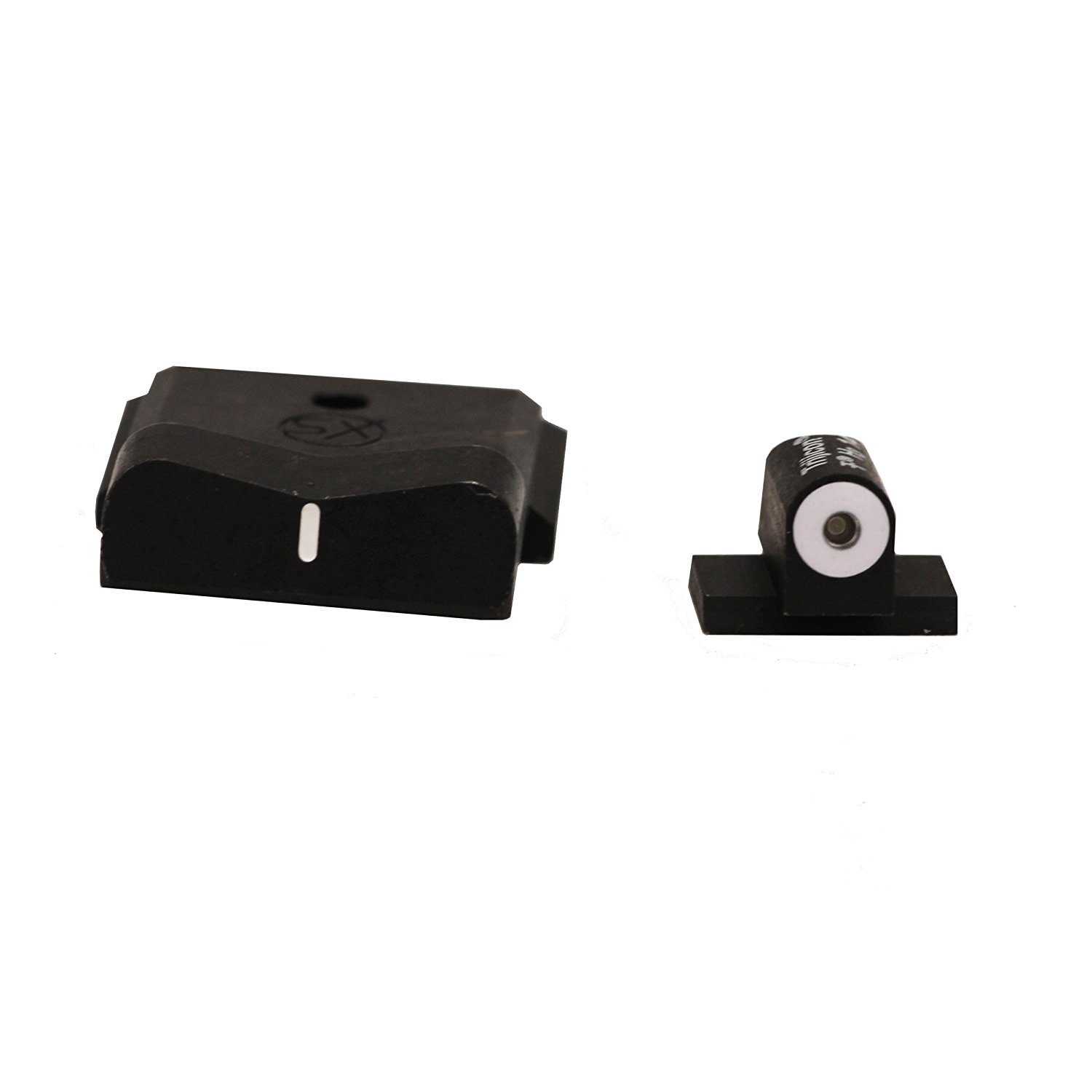 XS Sight Systems SW-0024S-3 Big Dot Tritium Express Front Sight with S&W M&P Shield