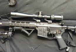 best 4-12x40 scope
