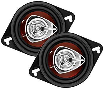 "BOSS AUDIO CH3220 Chaos Exxtreme 3.5"" 2-way 140-watt Full Range Speakers"