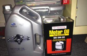 Best 0W-20 Oil