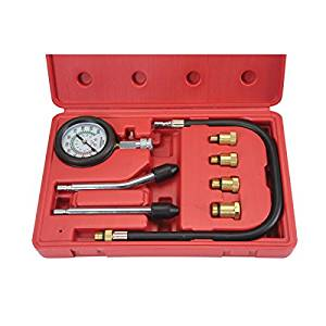 Compression Gauge Test Set for Engine Cylinders Diagnostic Tester