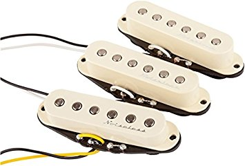 The 4 Best Noiseless Strat Pickups In 2017 - Reviews & Buyer Guide