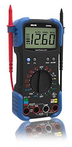 INNOVA 3340 Automotive Digital Multimeter (10 MegOhm/UL)