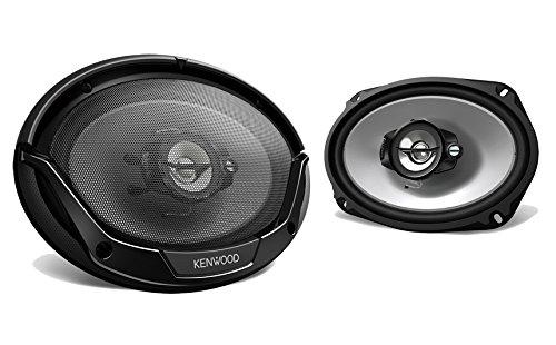 Kenwood KFC-C5795PS 5x7 Inches 3-Way 320W Speakers, Set of 2