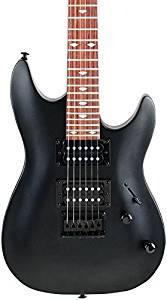 Laguna LE50 Short-Scale Electric Guitar Satin Black