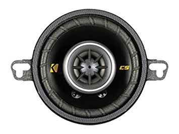"Pair Kicker 40CS354 3.5"" 3-1/2"" 90 Watt 4-Ohm 2-Way Car Audio Speakers CS354"