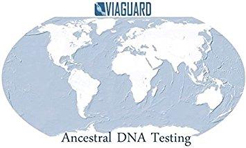 VIAMEDEX Ancestral Genetic Test - DNA Test
