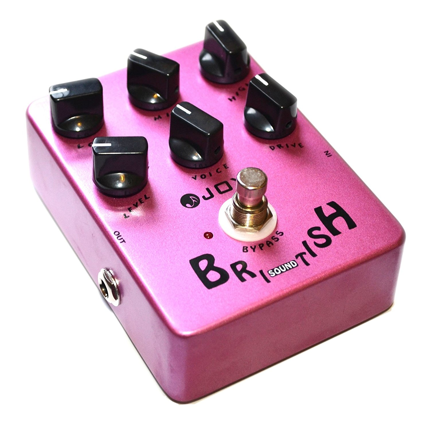 Joyo Audio JF-16 British Sound Effects Pedal