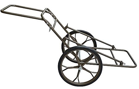 TMS 500lb Deer Cart Game Hauler Utility Hunting Accessories Gear Dolly Cart
