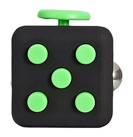 Ratoop Fidget Cube Relieves Stress and Anxiety Attention Toy
