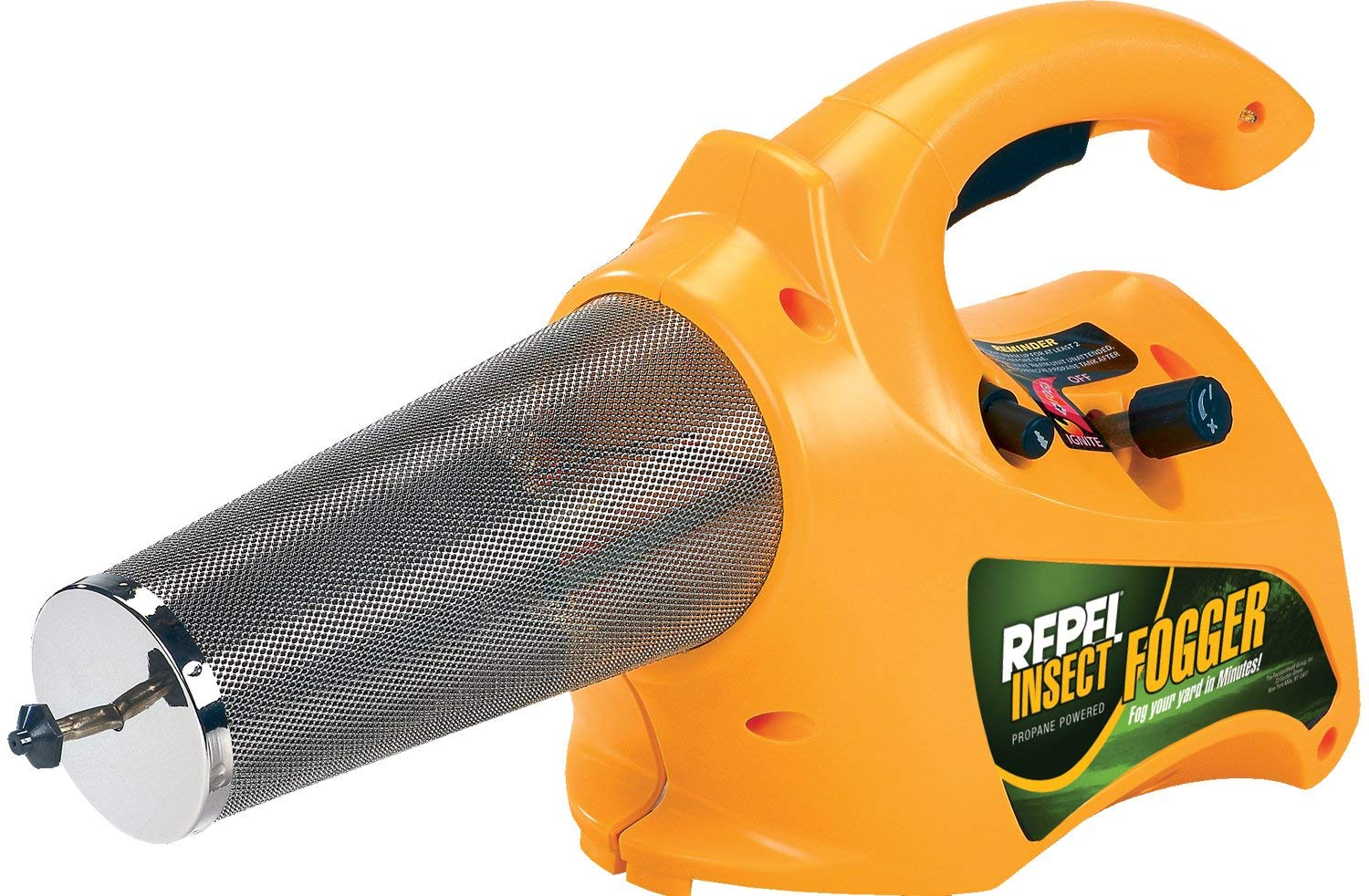 Repel 190397 Propane Insect Fogger for Killing and Repelling Mosquitoes, Flies, and Flying Insects in Your Campsite or Yard