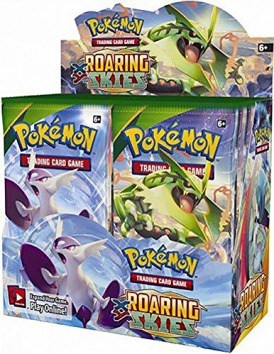 Pokemon X & Y Roaring Skies Booster Box (Pokemon USA)