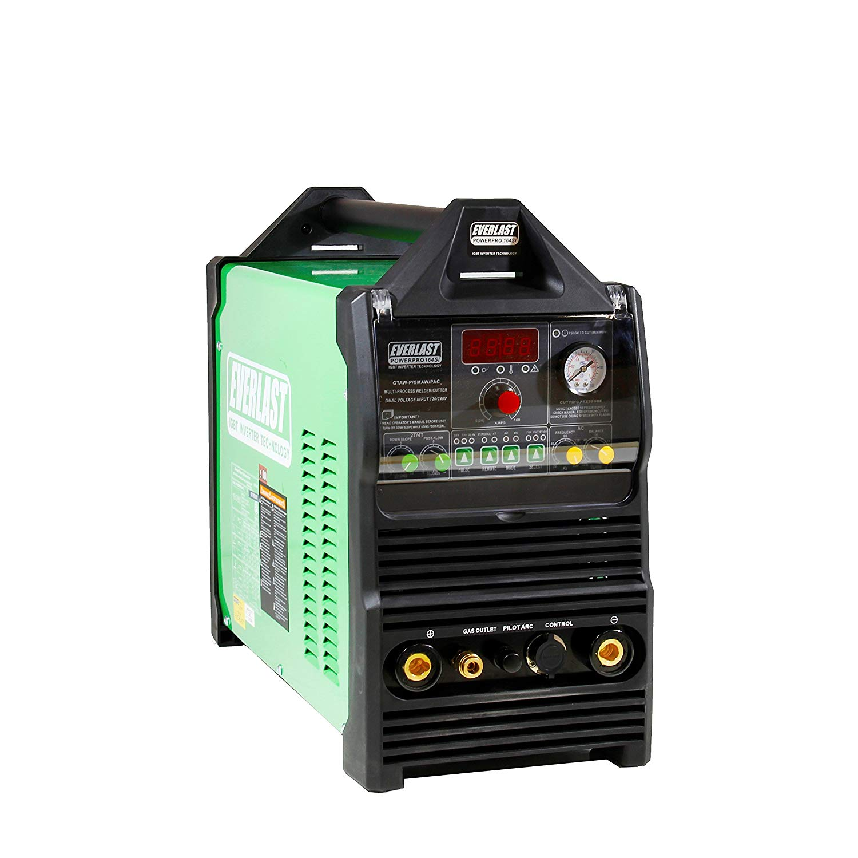 2015 Everlast PowerPro 164 160a Tig Stick Pulse 40a Plasma Cutter