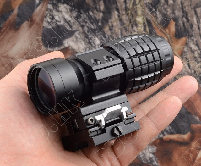 Best Red Dot Magnifier
