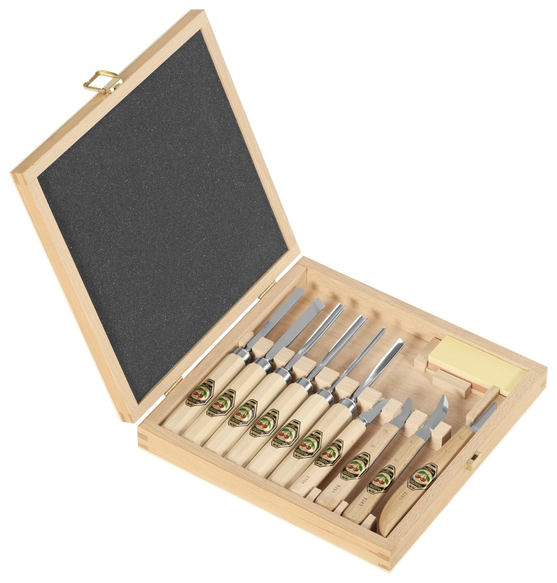 Kirschen 3441000 11-piece Carving Tools