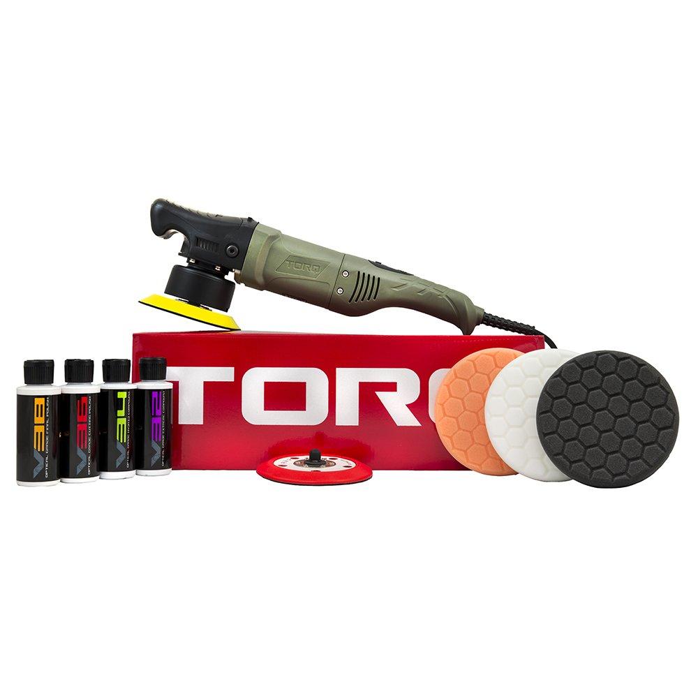 TORQ BUF501X 10FX Random Orbital Polisher Kit