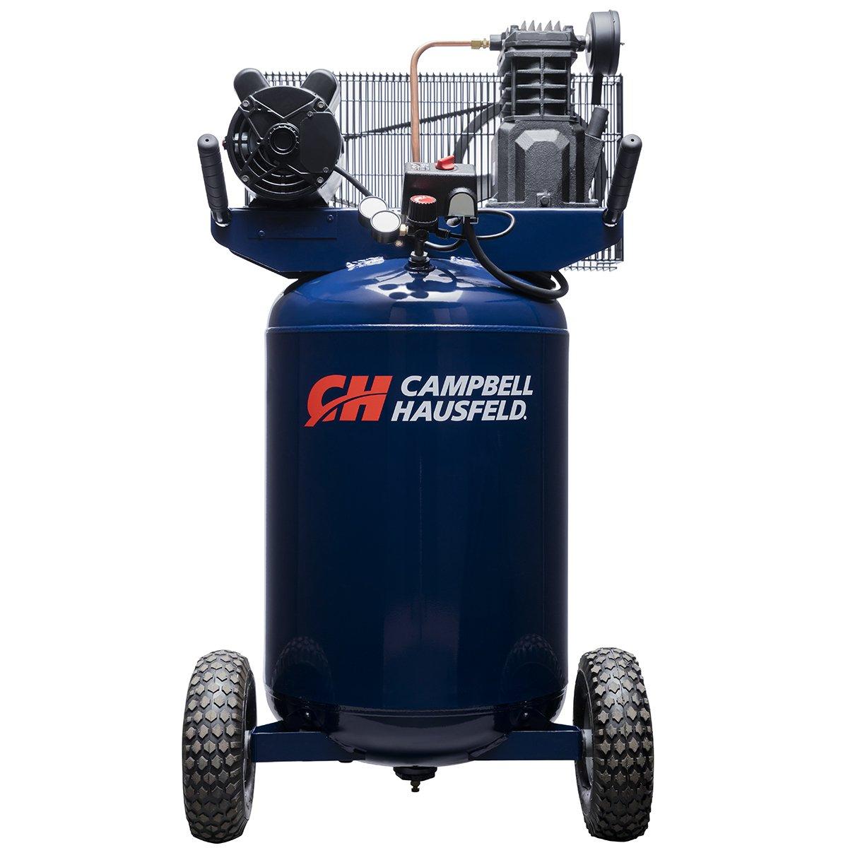 Vertical 30 Gallon Portable Air Compressor