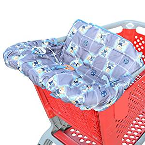 Milliard Shopping Cart Cover and High Chair Cover