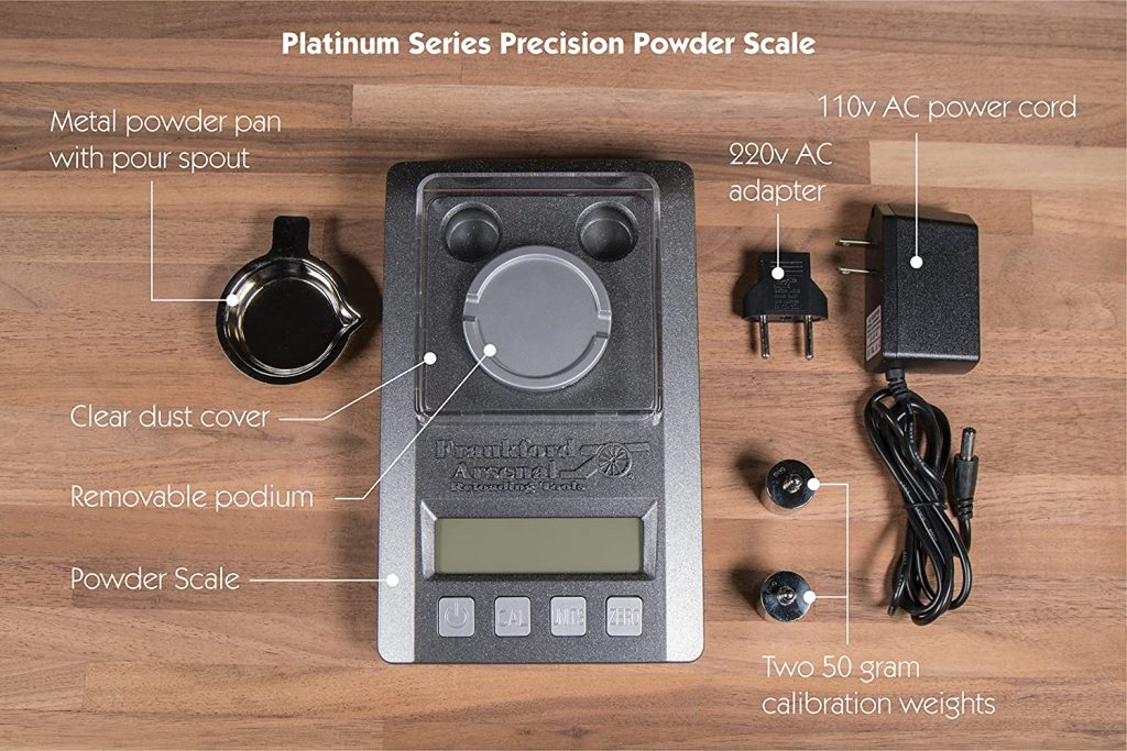 best reloading scales digital and beam