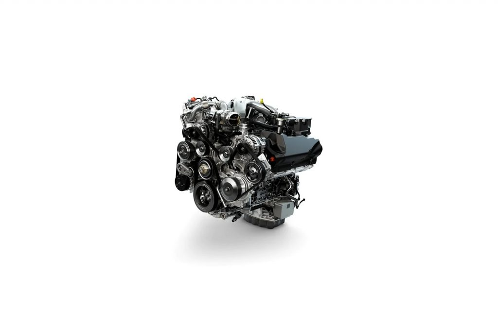what is a ford power stroke engine
